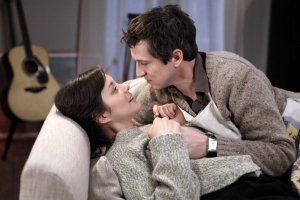 Guillaume Canet a Marion Cotillard vo filme Rock᾿n roll